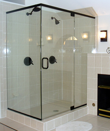 FRAMELESS GLASS SHOWERS U0026 ENCLOSURES